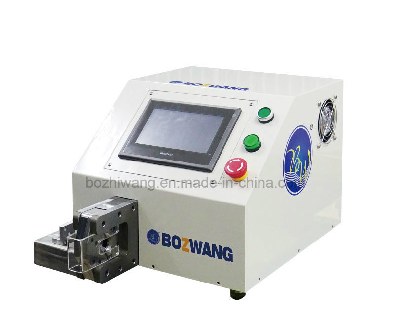New Type Hexagon Shape Terminal Crimping Machine with Small Cable pictures & photos