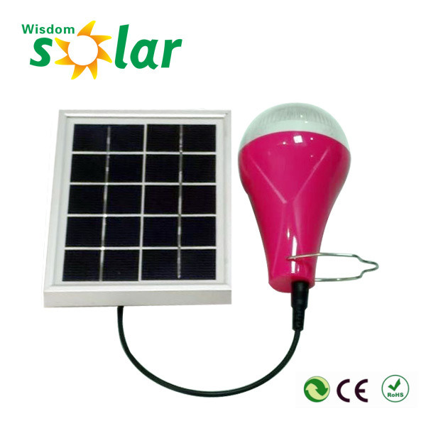 New Product 2016 Home Application 12PCS LED Solar Lamp with Bracket pictures & photos