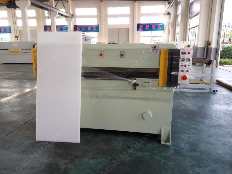 Four-Column Double Oil Cylinder Lady Bags Cutting Press