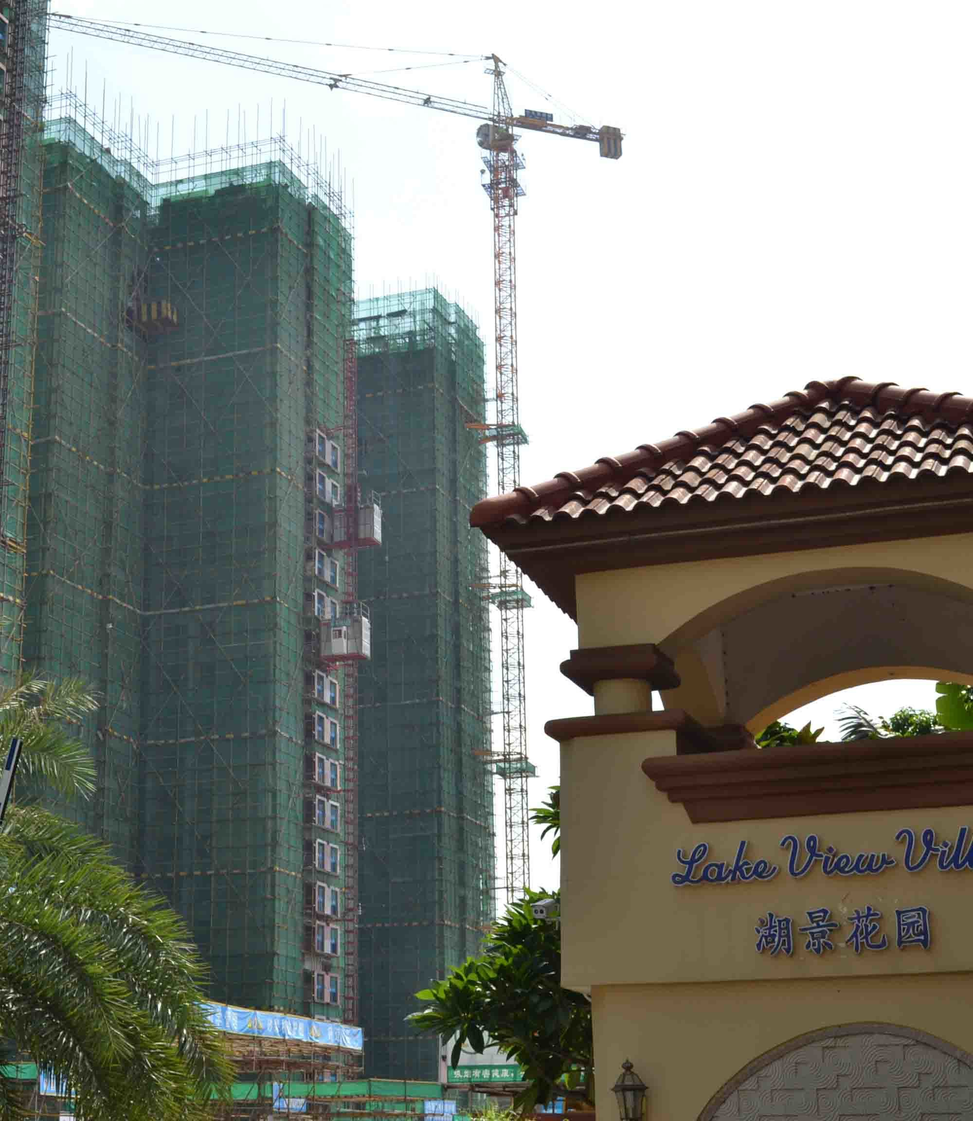 China Tip Load of 1.48tons Construction Wire Rope Tower Crane ...