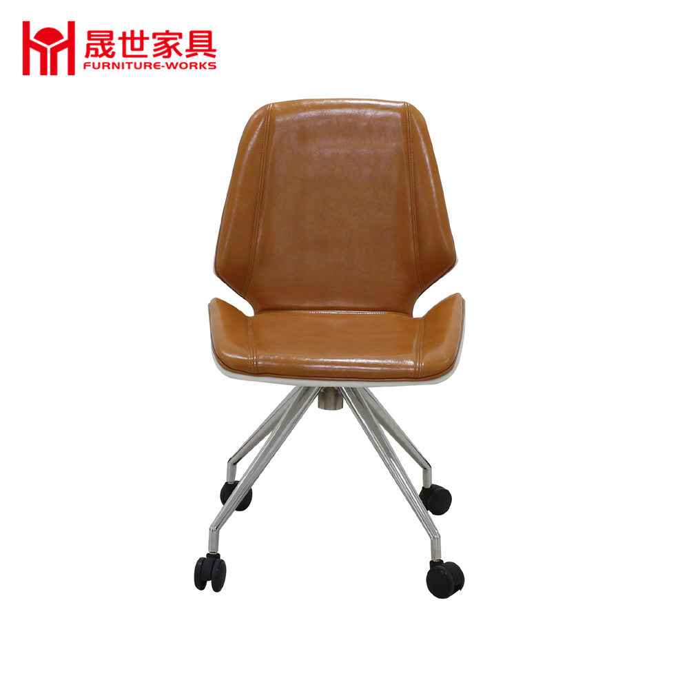 Stable and Durable Imported High-Quality Leather Chair