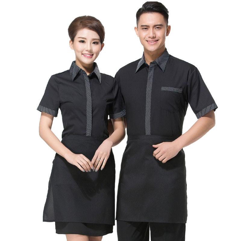 hotel staff uniform