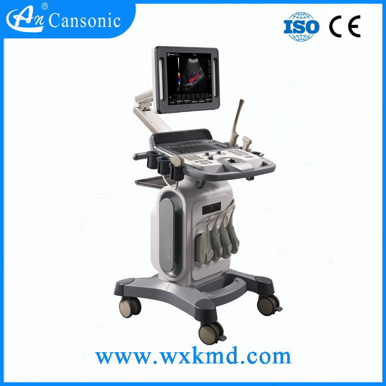 Color Doppler Ultrasound Scanner in High Resolution pictures & photos