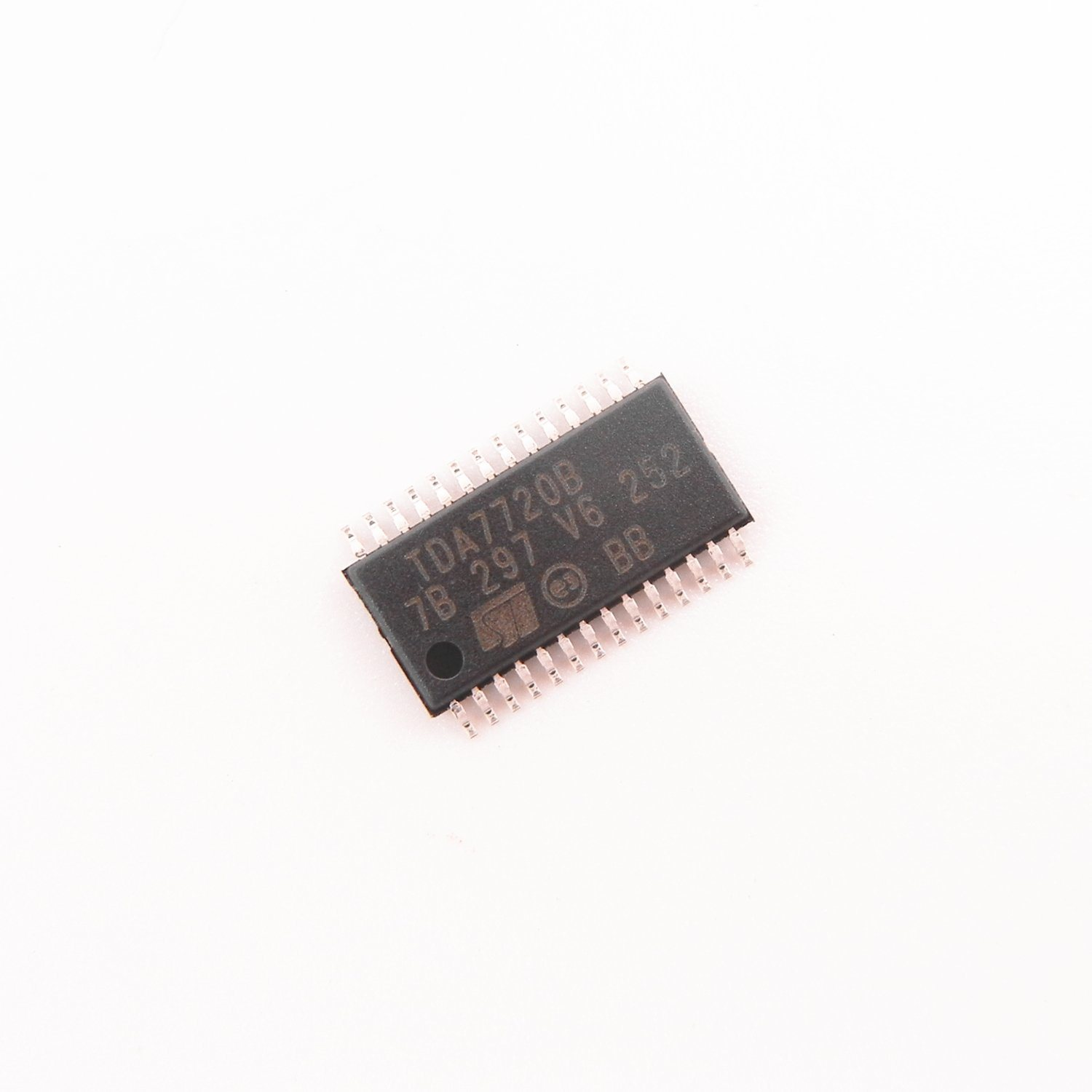 China Tda7720b Electronic Components Ic Transistor Power Electronics Circuit Resistor