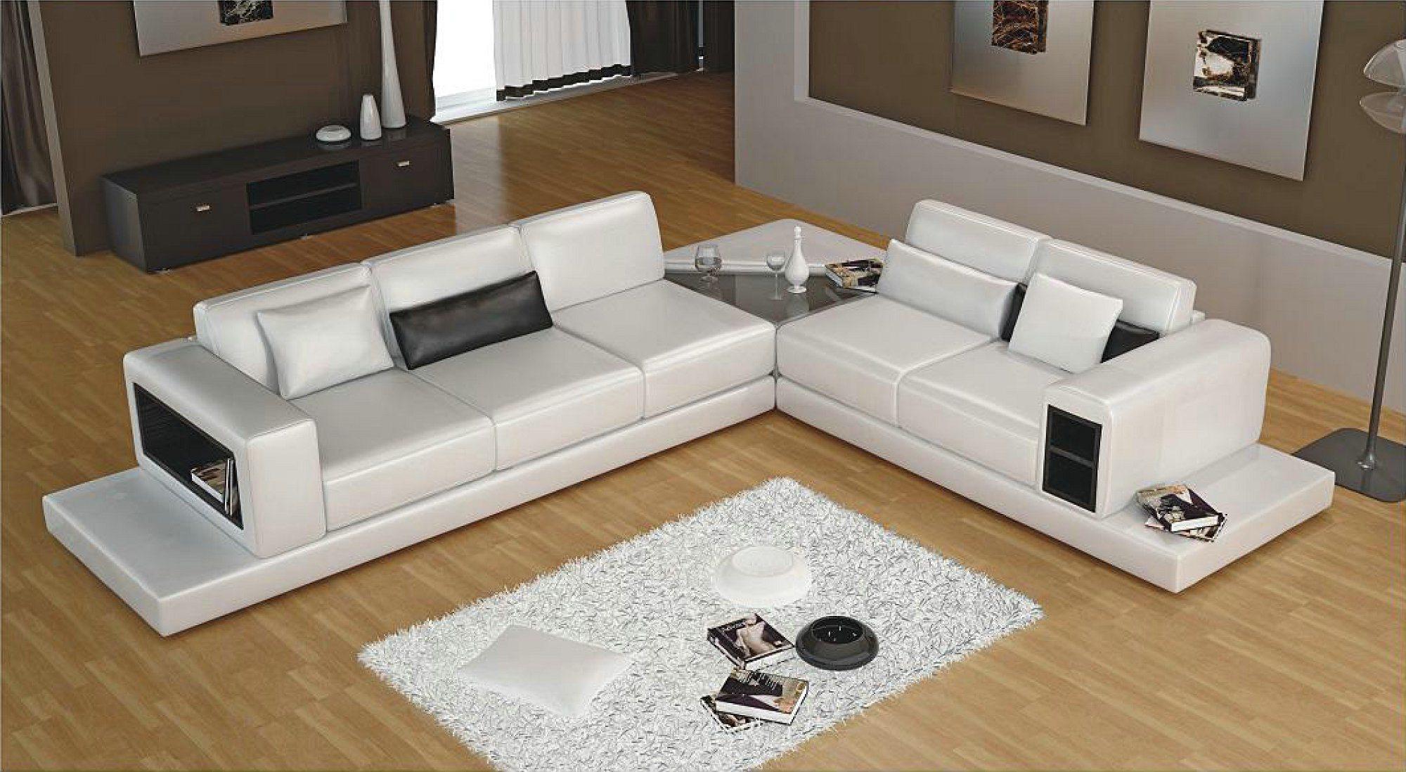 China Product in Dubai White Leather Sofa Set s