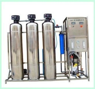 RO Water Treatment Machine for Dialysis 1-4 Bed (150L/H)