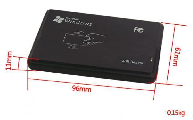 [Hot Item] USB Keyboard Emulation Reader/ MIFARE Reader/Read MIFARE Uid  Number