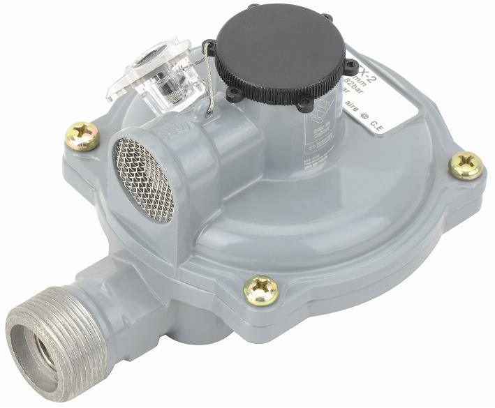 Natural Gas Regulator (N06)