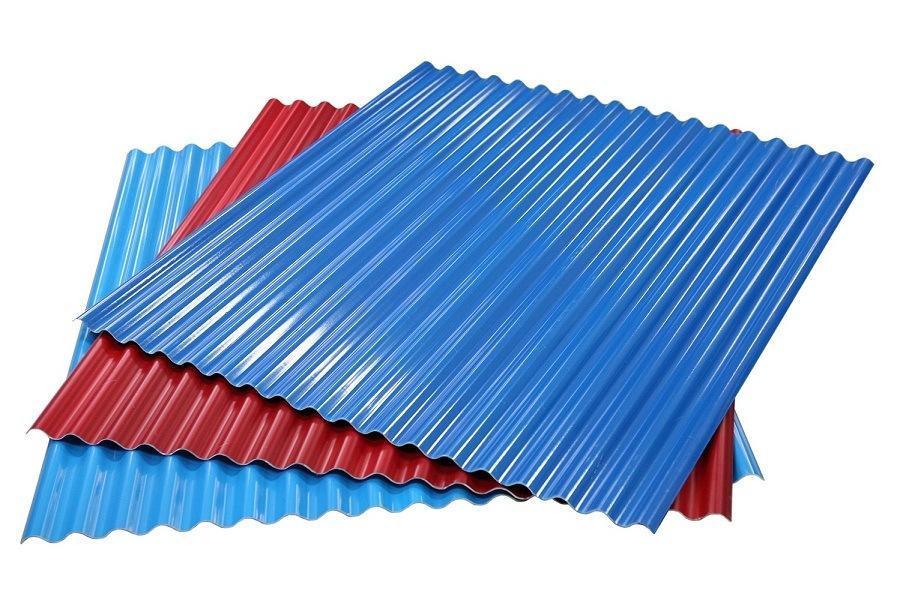 Plastic glass sheet