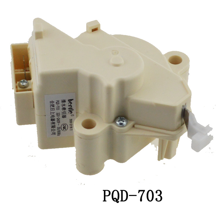 China Pqd 703 3 Pin 220v 110v Drain Retractor For Motor 8kgs For Lg Top Load Washing Machine China Traction Motor And Drain Traction Price