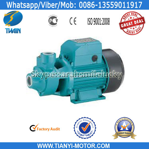 China High Quality Winding Wire Clean Water Pumps - China Clean ...