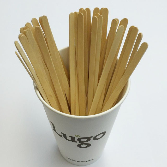 China Wooden Coffee Stirrers 7 Inch Photos Pictures Made In