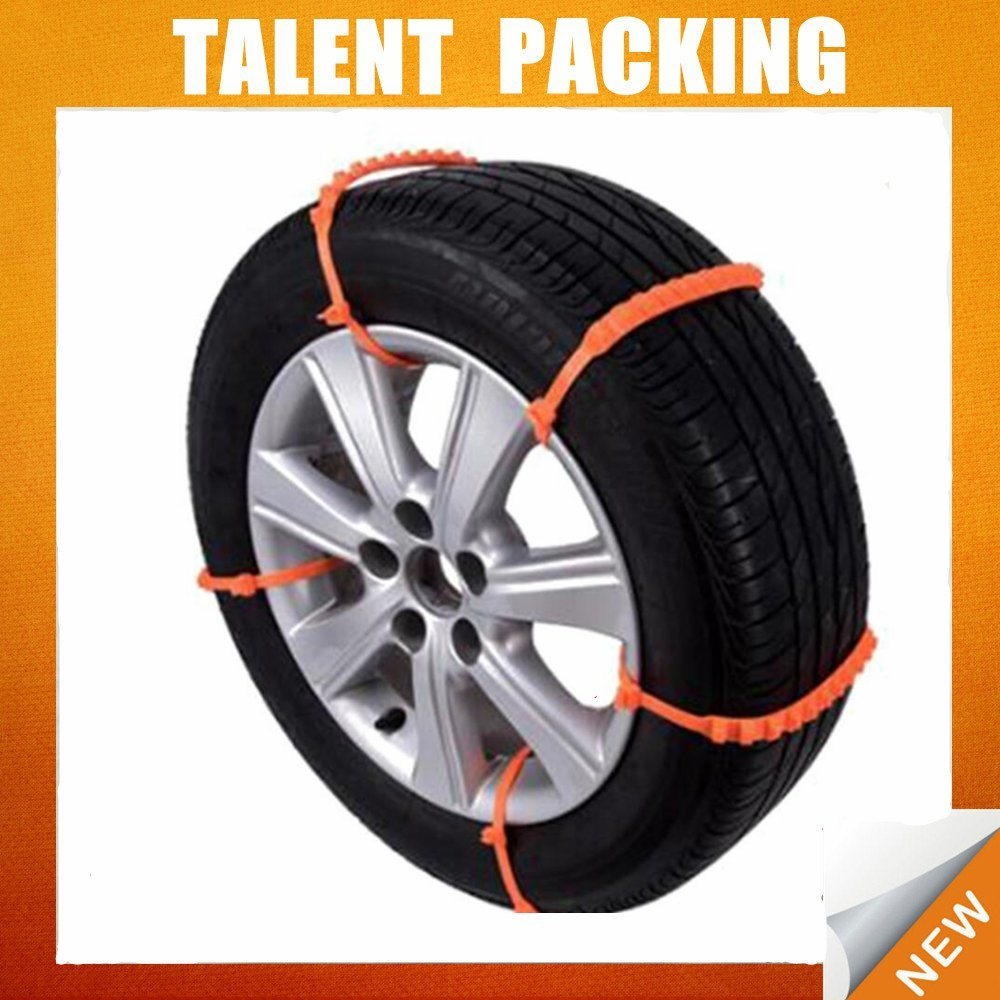 76dfb53e1ad2 China Anti-Slip Anti-Skid Plastic Zip Nylon Cable Tie Chains for Tire in  Snow Muddy Environment - China Car Tyre Tie, Non-Slip Zip Ties