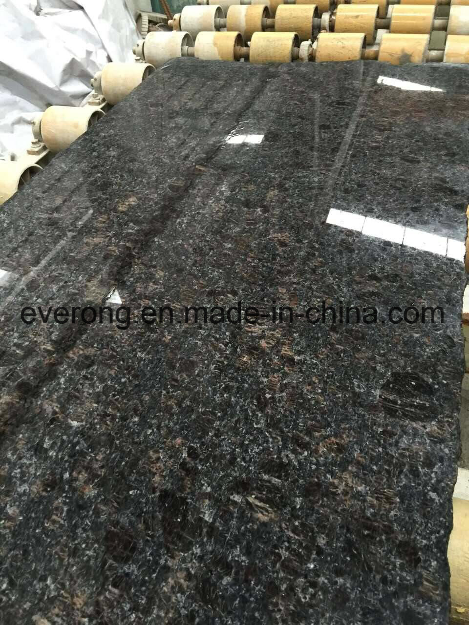 China Polished Indian Brown Tan Brown Coffee Brown Coral Brown Granite Slab For Floor Wall Tile Photos Pictures Made In China Com