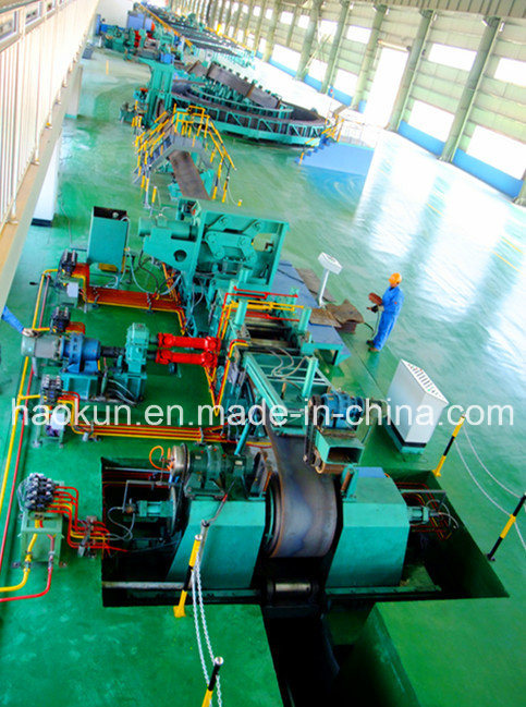 ERW Pipe Making Machine Longitudinal Welded Pipe Line pictures & photos