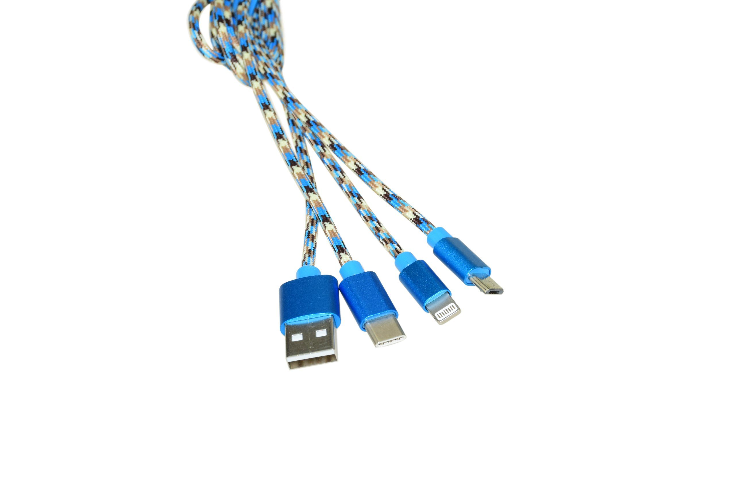 Micro USB Cables for Samsung Mobile Phone Charging Cable pictures & photos