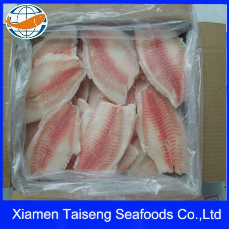 China Frozen Tilapia Fillet Boneless Skinless With Co Treated Frozen Fish Seafood China Frozen Tilapia Tilapia Fillet
