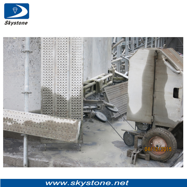 China Hydrostress Wire Saw for Heavy Reinforced Concrete Sawing ...