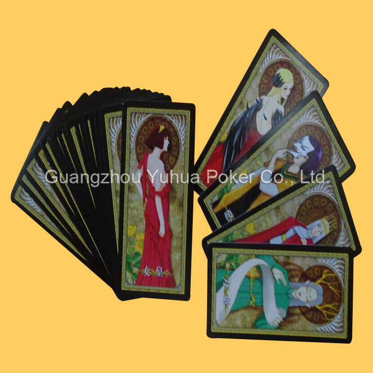 China Custom Design Playing Cards Fortune Telling Tarot