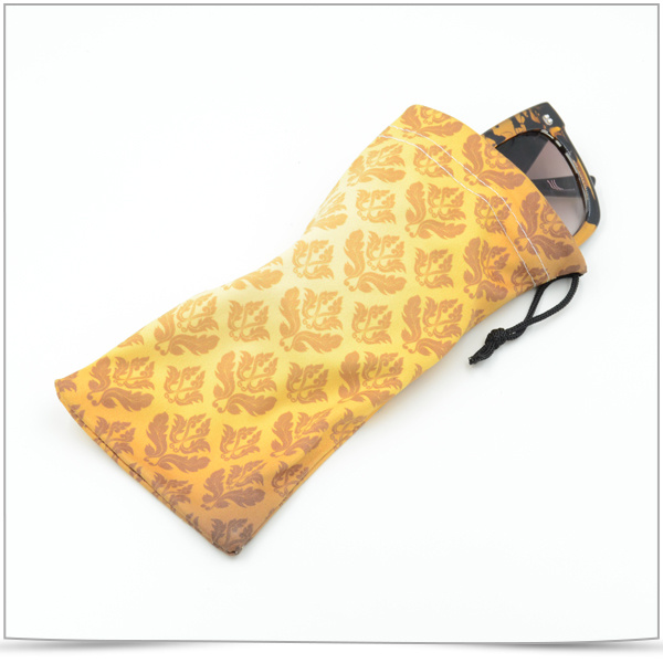 Digital Transfer Printing Microfiber Sunglasses Pouch