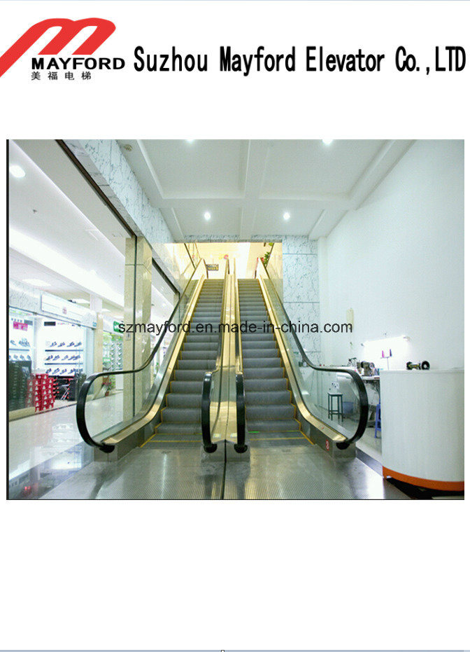 Hot Item Durable Escalator With Comb Plate Lighting