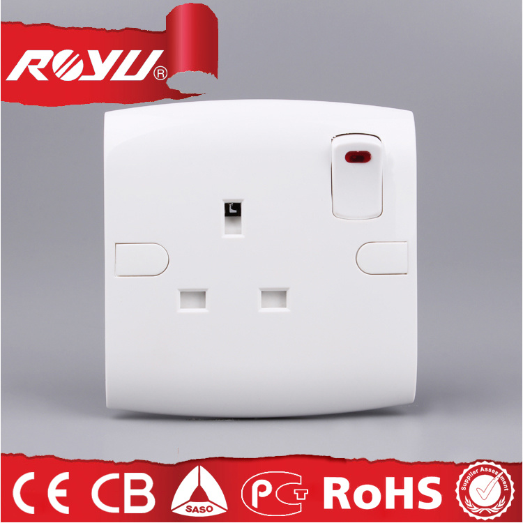 China Different Types Electrical Wall Switches, Sockets and Light ...