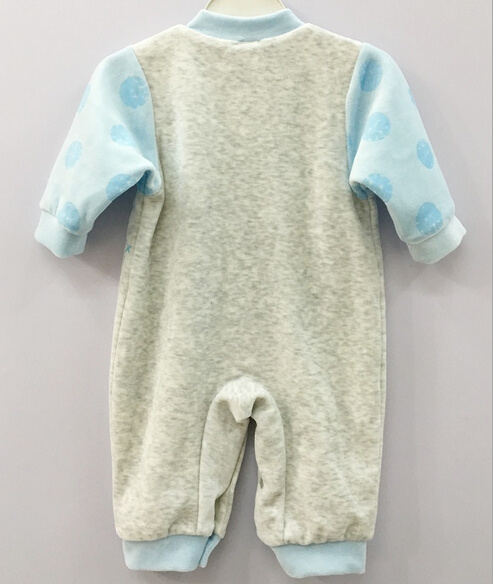 Cute Infant Clothes Soft Warm Baby Romper pictures & photos