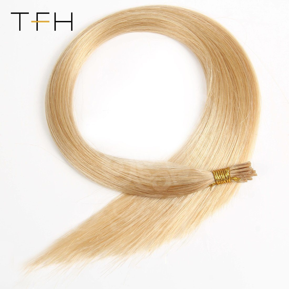 China Tfh 1gpc 20pre Bonded Hair Extensions 22 I Tip Machine Made