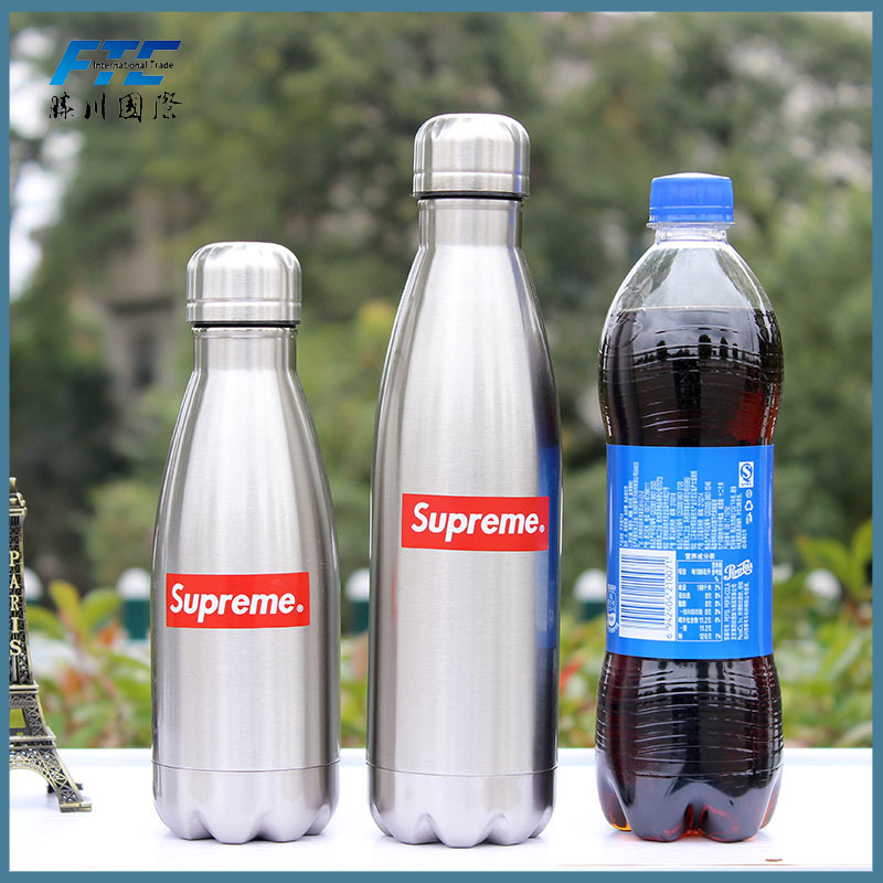 china stainless steel sport water bottle custom swell bottle photos