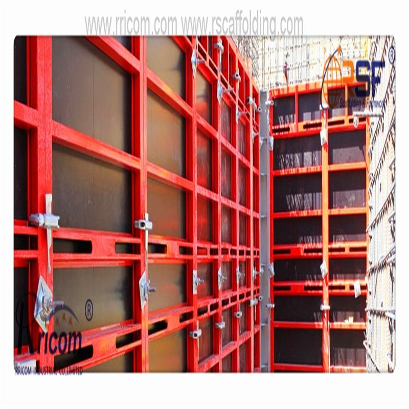 [Hot Item] Scaffold Steel Panel Formwork for Construction