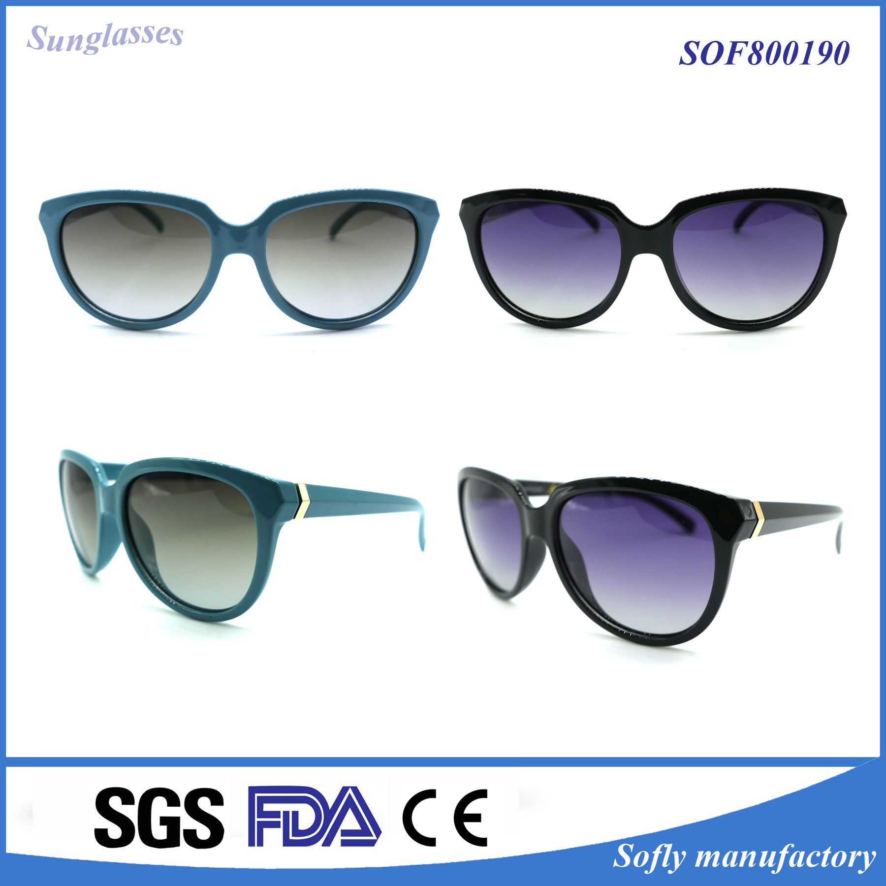 fa43427840f China Modern Plastic Eyewear PC Injection Fashion Designer Prescription  Glasses - China Eyeglass