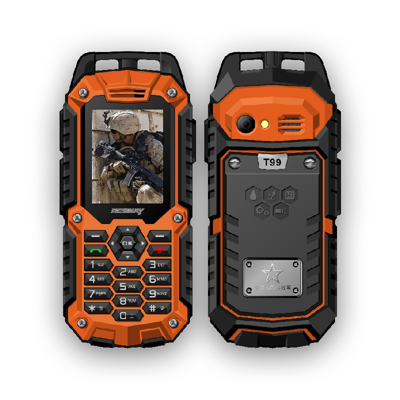 China Waterproof Ip67 Dual Sim Outdoor Rugged Phone Feature