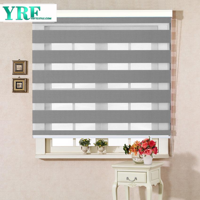 Zebra Curtain Half Blackout