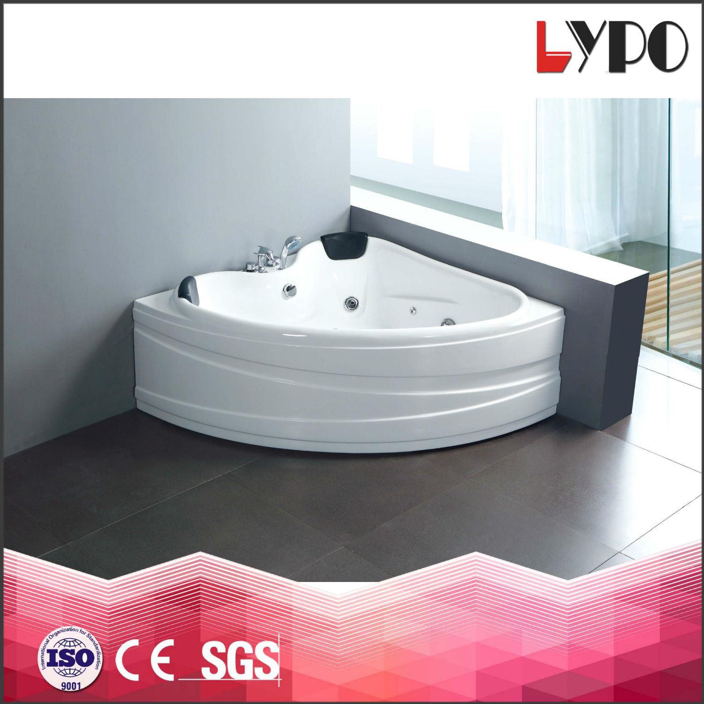 China Hot Selling Modern Acrylic Whirlpool Bath Massage Tub Jacuzzi ...