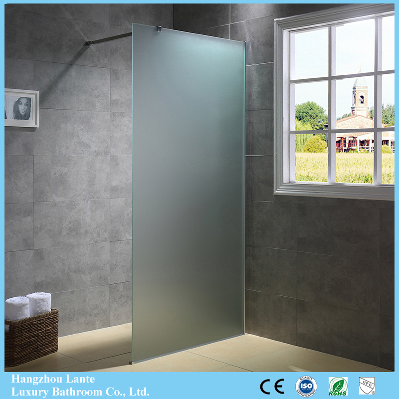 China Modern Design Frosted Glass Shower Screen with Cheap Price (9 ...