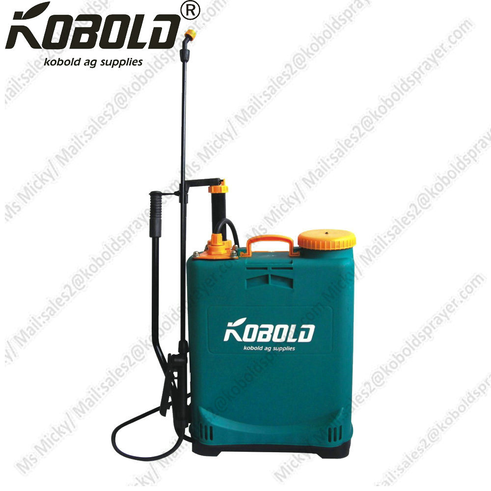 [Hot Item] 16L Double Piston Manual Backpack Sprayer