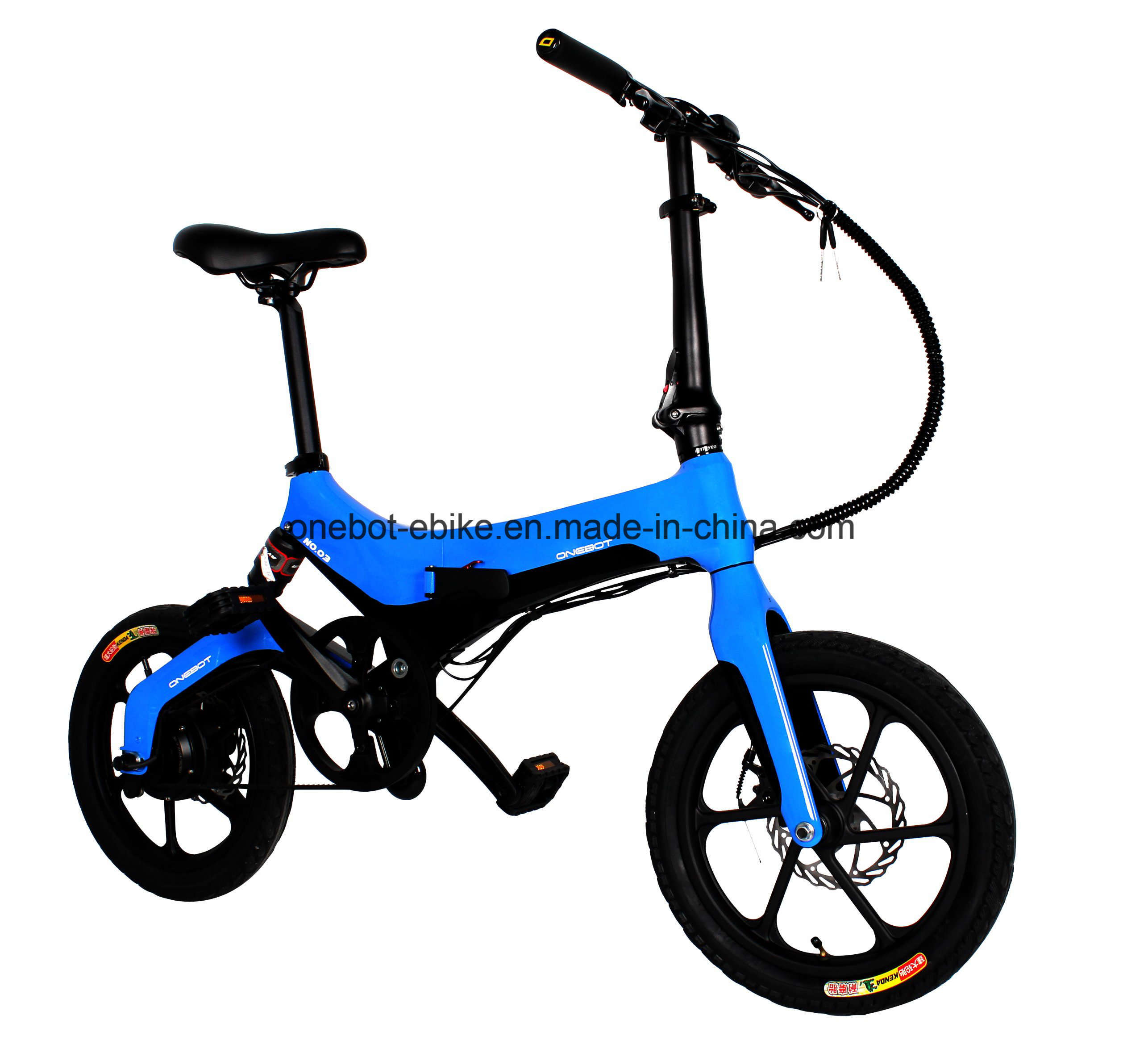 China Unique Design of Onebot Pedal Assisted Ebike with Magnesium ...