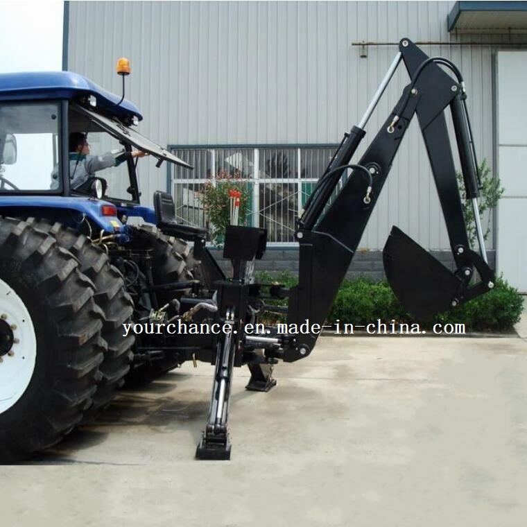 China Tip Quality Lw-12 100-180HP Tractor Linked Big Backhoe