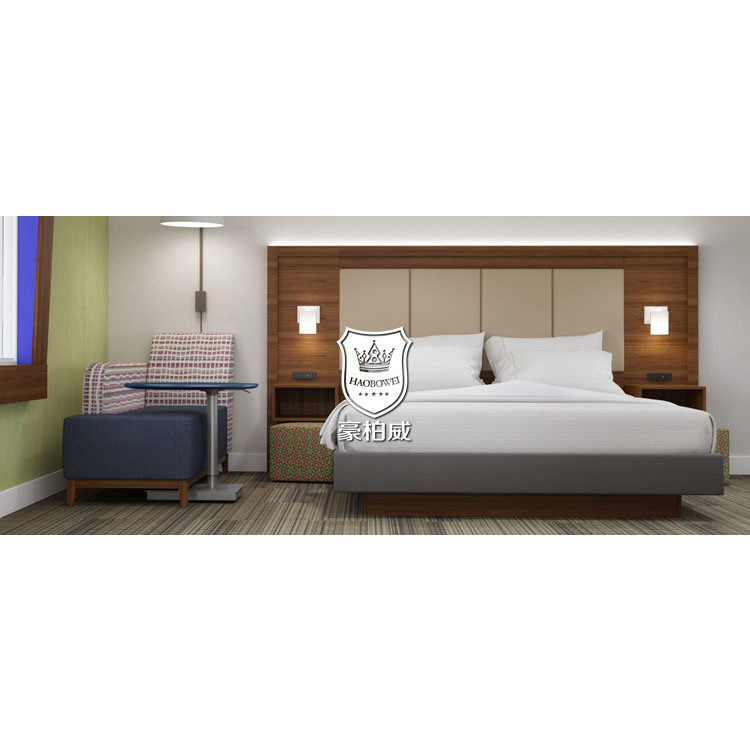 China Supply Good Quality Hampton Hotel Bed Frame For Sale Photos