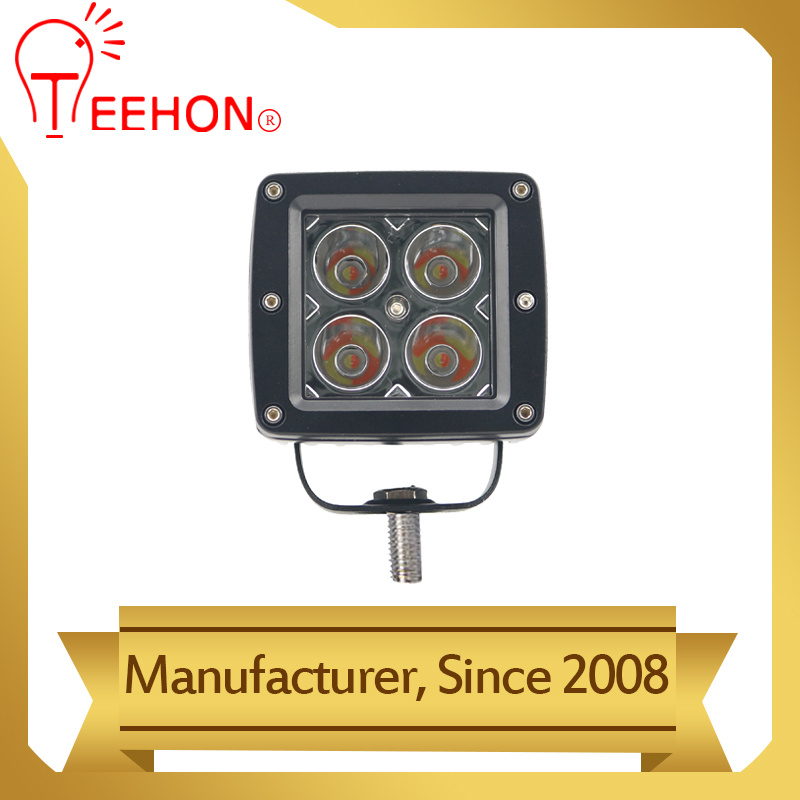 China 12w Auxiliary Led Forklift Driving Safety Work Light China