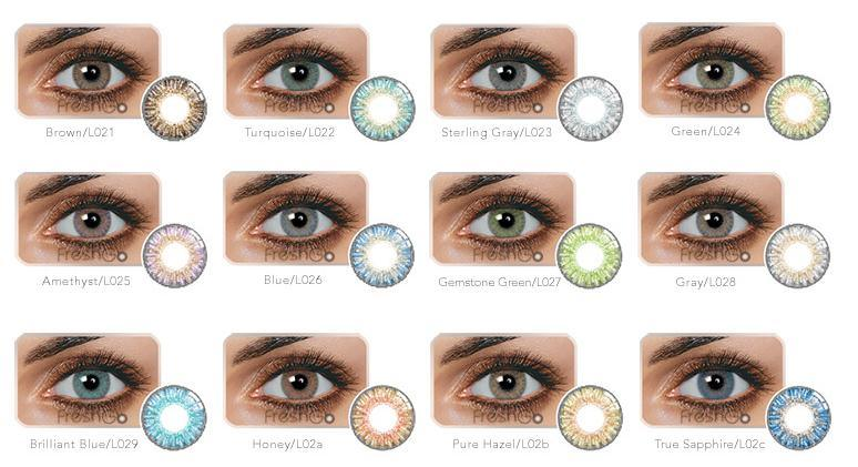 China Freshgo Bella Cinderilla Pro Series Color Contact Lenses New Style Natural Looking Very Cheap Colored Contact Oem China Contact Lenses And Color Price