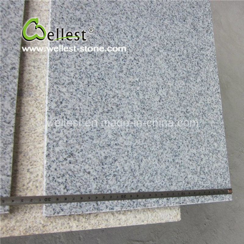 China G603 Grey Polished Granite Floor Tile As Building Material