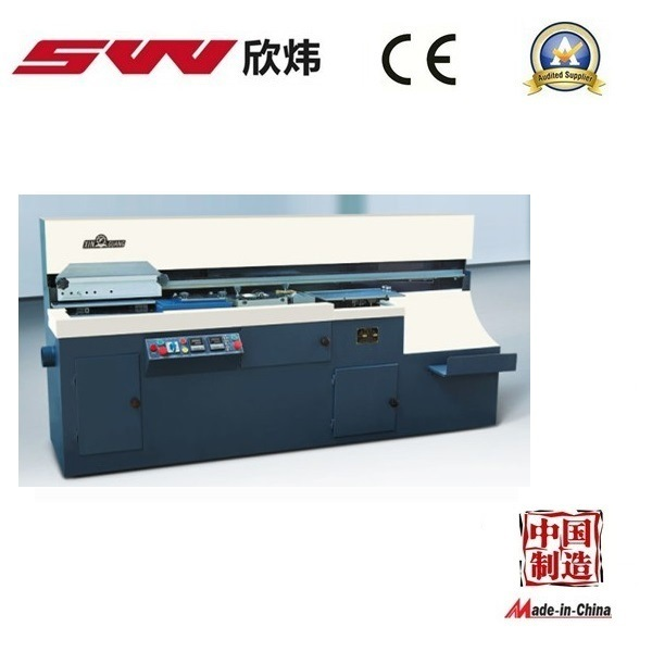 Pur Book Perfect Binding Machine pictures & photos