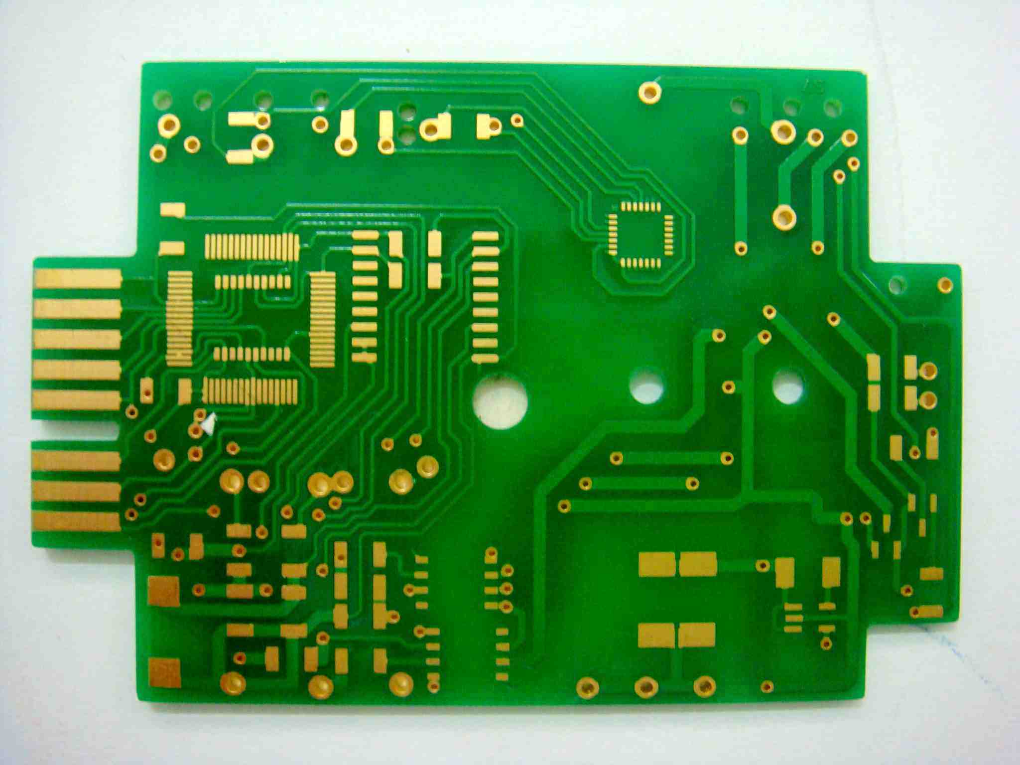 China Industry Control Pcb Manufacturing Printed Circuit Board Led
