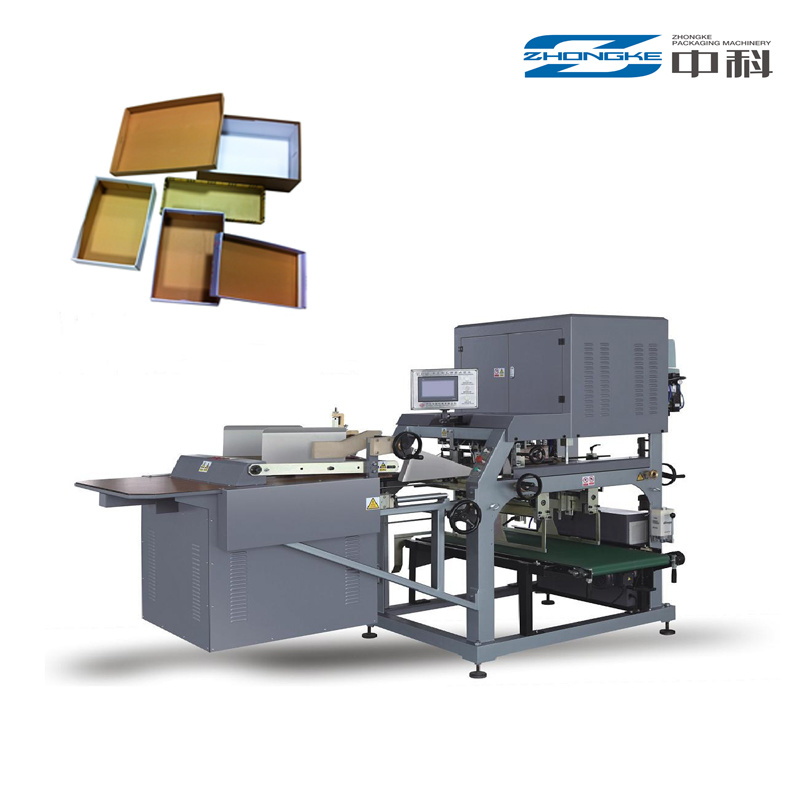 CE Approved Box Making Machine