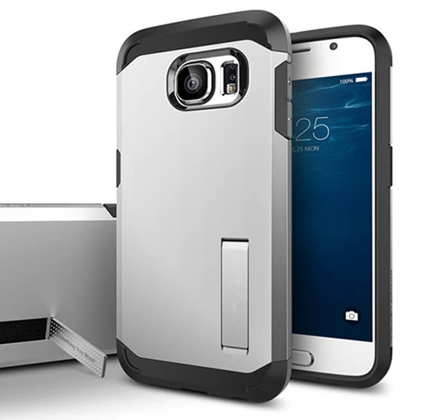 info for fc0f9 4a506 [Hot Item] Mobile Phone Armor Hard Cover Case for Samsung Galaxy S6