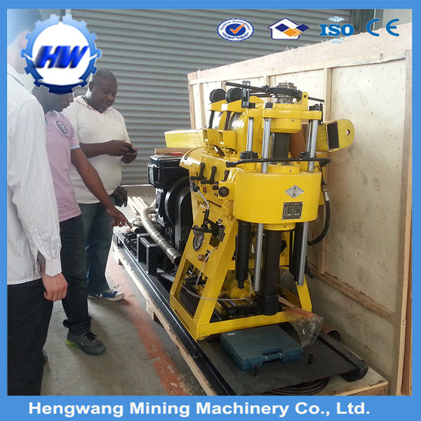 Small Borehole Drilling Water Well Drilling Rigs Machine pictures & photos
