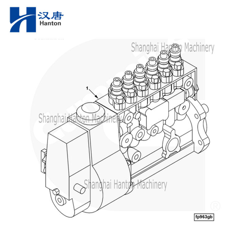 [hot item] cummins diesel engine motor 6ct parts 3976375 fuel injection pump cummings fuel injector pump diagram fuel injector pump diagram #8