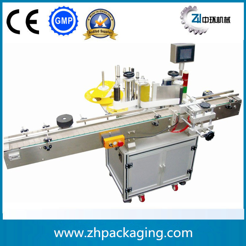 Zhtb01 Round Bottle Big Stand Labeling Machine pictures & photos