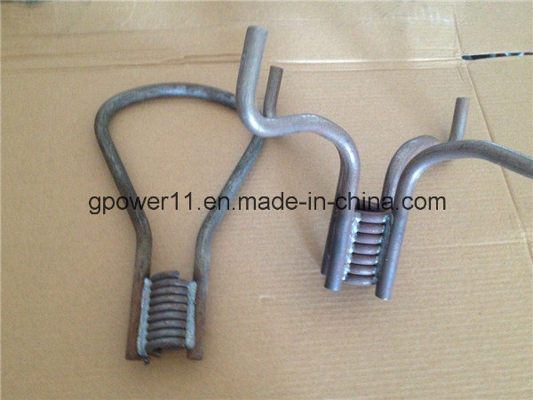 Galvanized Flared Coil Loop Insert